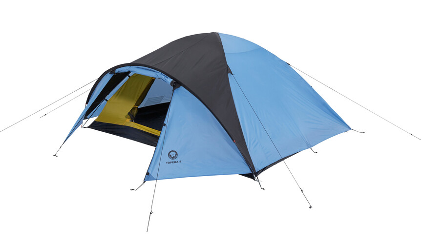 Grand Canyon Topeka 4 tent blauw